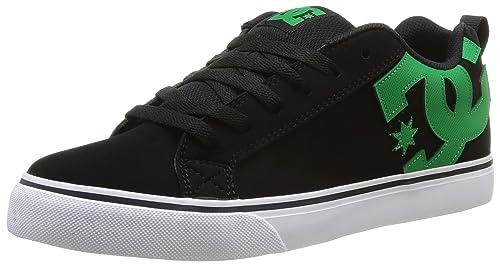 DC Court - Zapatillas de skate con suela vulcanizada unisex: Amazon.es: Zapatos y complementos