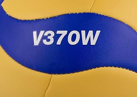 taglia unica colore: Giallo V370W Mikasa V370W Pallone unisex