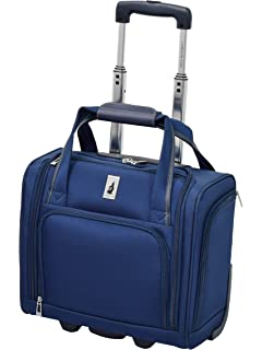 b2744f6bc Amazon.com | London Fog Knightsbridge Hl17 Cabin Bag, Navy | Travel ...