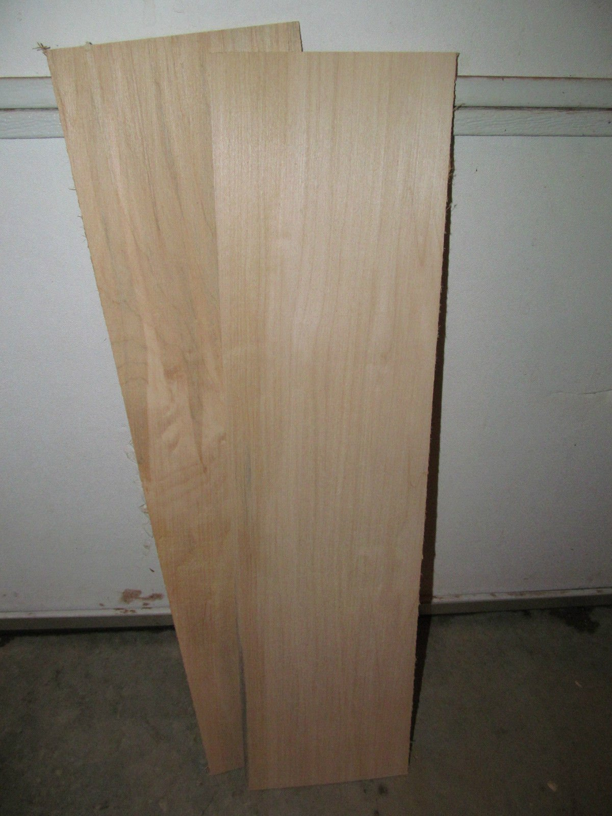 5 Thin Sanded KILN Dried Basswood 24'' X 6'' X 1/8'' Lumber Wood Scroll Saw
