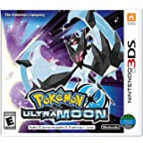 Pokémon Ultra Moon - Nintendo 3DS (World Edition)