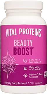 product image for Vital Proteins Biotin Capsule Supplement - 1500mcg of Biotin per Serving (500% DV), Hair Skin Nail Support*, Boost Collagen Synthesis, Gluten-Free