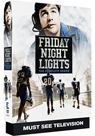Elegant Friday Night Lights   The Complete Series