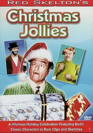 Amazon.com: Red Skelton's Christmas Jollies: Red Skelton, Richard ...