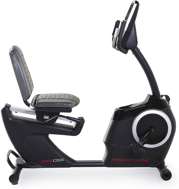 ProForm 325 CSX Bicicleta estática - PFEX53915, Gris: Amazon.es ...