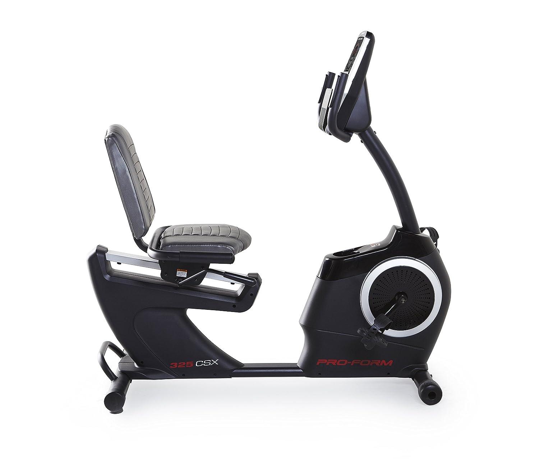 Proform 325 CSX bicicleta estática - PFEX53915, Gris: Amazon.es: Deportes y aire libre