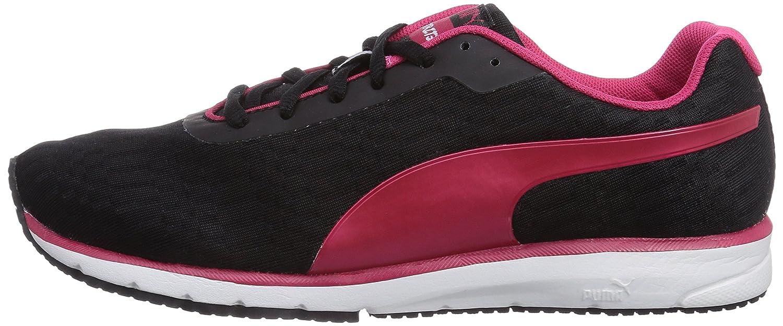 Puma Narita V3 Speed - Zapatos para Correr para Mujer, Color Black/Black/Pink, Talla 36: Amazon.es: Zapatos y complementos