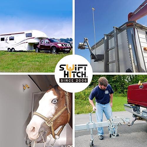 SWIFT HITCH SH04 Portable Wireless Wi-Fi Camera