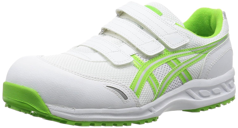 [アシックスワーキング] 安全靴 ウィンジョブ 41L B018VJ09MA 23.0 cm|ホワイト/ジャスミングリーン ホワイト/ジャスミングリーン 23.0 cm