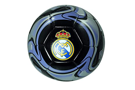 ee12a8fbec4f8 Amazon.com   Real Madrid Official Soccer - Full Size 5 - Soccer Ball ...