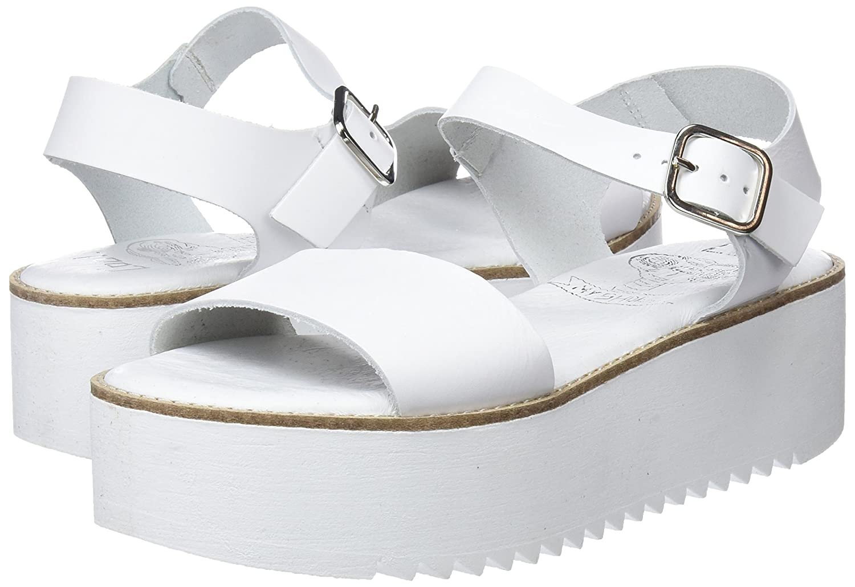 a9ecd1e5542 COOLWAY Women s Duby Platform Sandals  Amazon.co.uk  Shoes   Bags