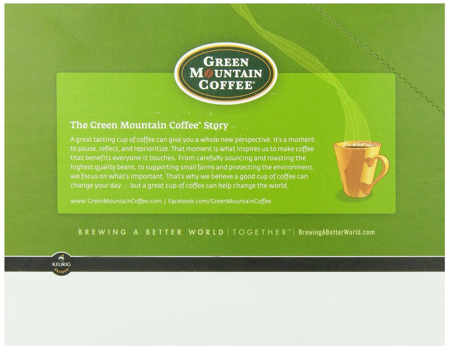 Keurig, Green Mountain, Mocha Nut Fudge, K-Cup packs, 48-Count by GREEN MOUNTAIN COFFEE ROASTERS (Image #1)
