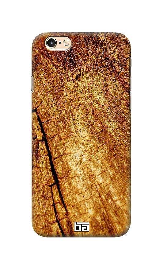 72896934bd Be Awara Wood Cracking Log Designer Printed Back Cover Case for Apple iPhone  6: Buy Be Awara Wood Cracking Log Designer Printed Back Cover Case for  Apple ...