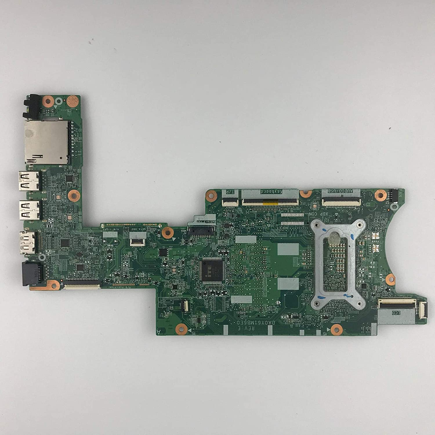 Laptop Motherboard For HP ENVY 15-U011DX X360 CONVERTIBLE PC P//N 780958-501