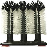 3 Brush Head Set Glass Cleaner by 3 Brush Head Set