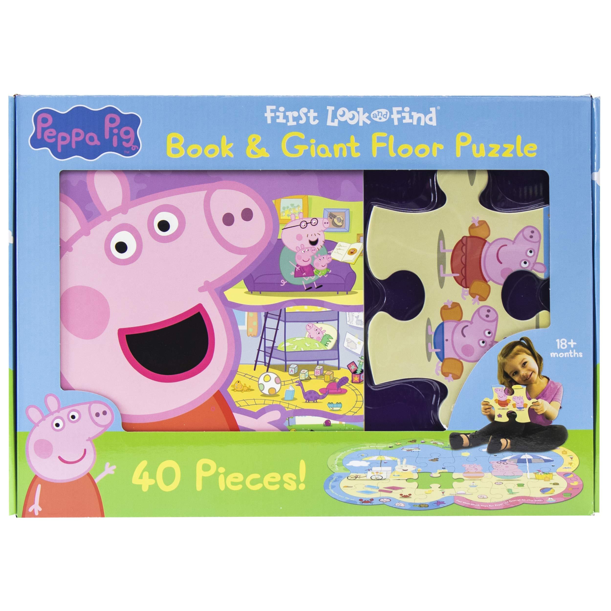 Peppa Pig George Baby on Board Sign