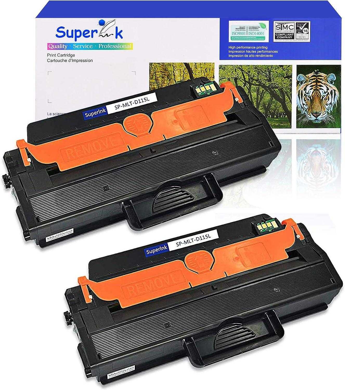 10PK For Samsung SL-M2880FW M2670 M2870FW HY Toner Cartridge MLT-D115L MLT-D115S