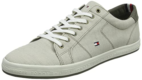 Tommy Pique Hilfiger Herren Essential Pique Tommy Denim Sneaker  Amazon  ... 828162
