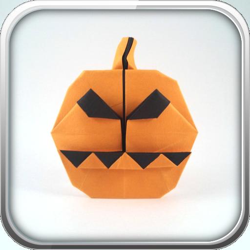 Origami Halloween Tutorials -