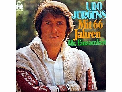 Udo Jürgens Udo Jürgens Mit 66 Jahren Ariola 11 863 At Amazon Com Music