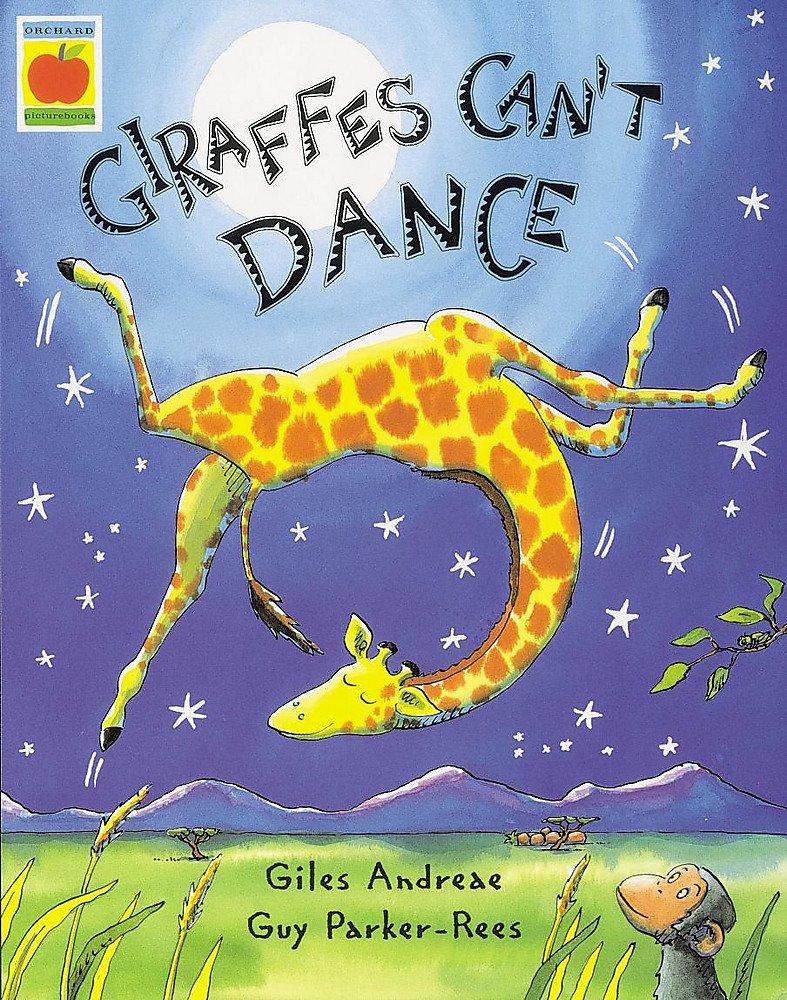 Giraffes Can't Dance (Hardback and CD) ebook