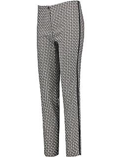 Gerry Weber Damen Hose Jeans lang Coated Jeans Schwarz 46  Amazon.de ... 84cce24af9