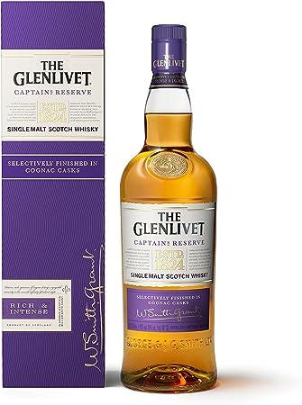 The Glenlivet Captain's Reserve Single Malt Scotch Whisky - 0.7 l