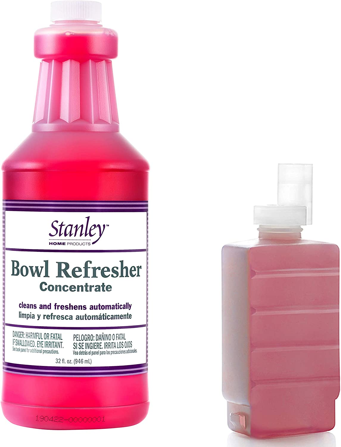 Stanley Home Products Bowl Refresher Concentrate with Dispenser