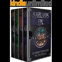 The Magelands Epic (Books 5-8) An epic fantasy series (Magelands Box Set Book 2)