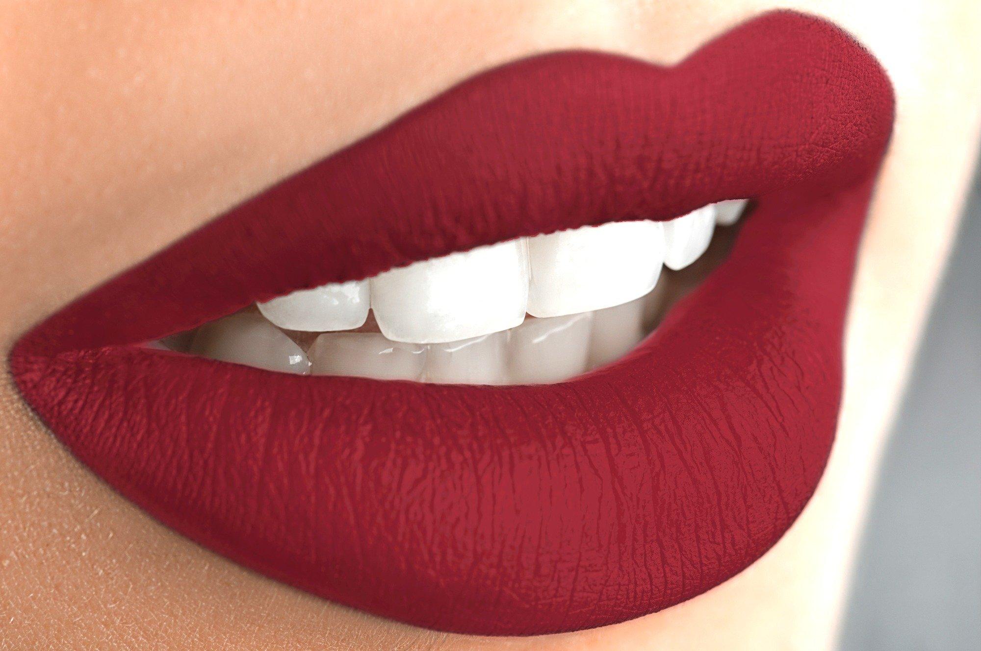 Liquid Matte Lipstick Long Lasting Kissproof Lip Gloss | Elle