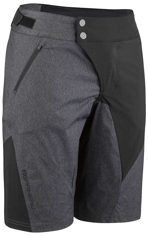 Black//Gray Louis Garneau Womens Dirt Bike Shorts X-Small