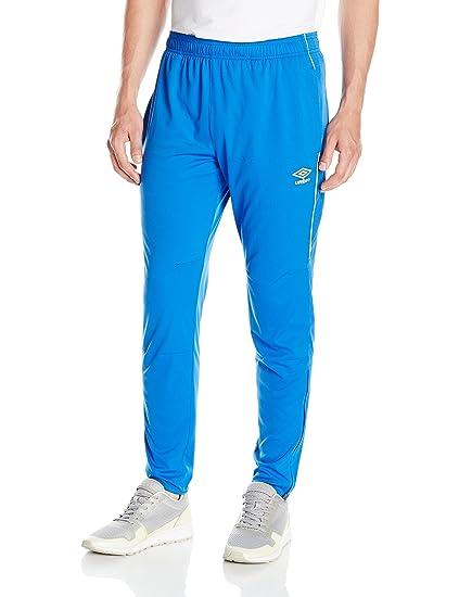 404add35e3a Umbro Men's Jogger Pants, Tw Royal/Sun Yellow, Small