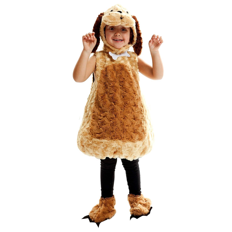 1-2 a/ños My Other Me Me-202783 Disfraz de perrito de peluche Viving Costumes 202783
