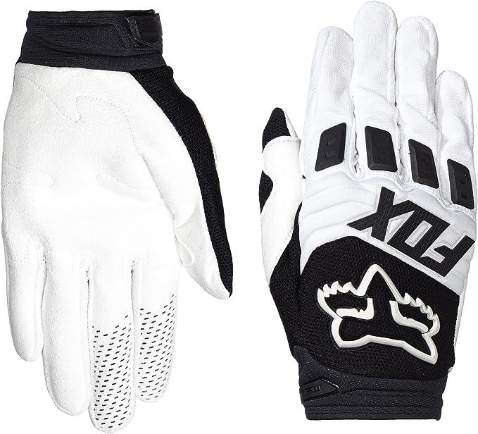 Fox Herren Handschuhe Dirtpaw Race White L Bekleidung