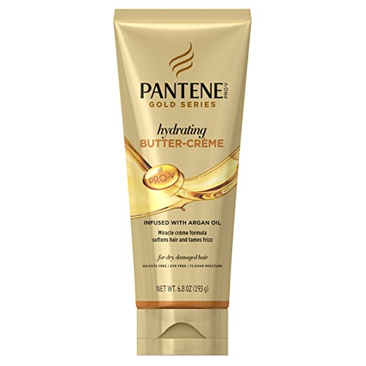 Pantene Pro-V Gold Series Hydrating Butter-Creme, 6.8 Ounce