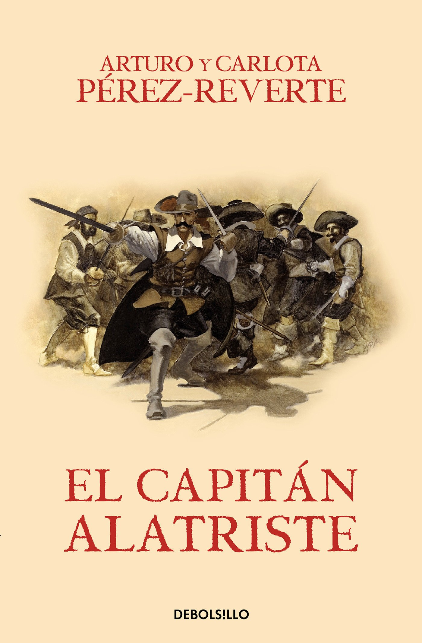 El capitán Alatriste Las aventuras del capitán Alatriste 1: Amazon.es: Pérez -Reverte, Arturo: Libros