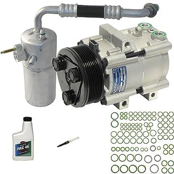 Uac A C Compressor And Component Kit Kt