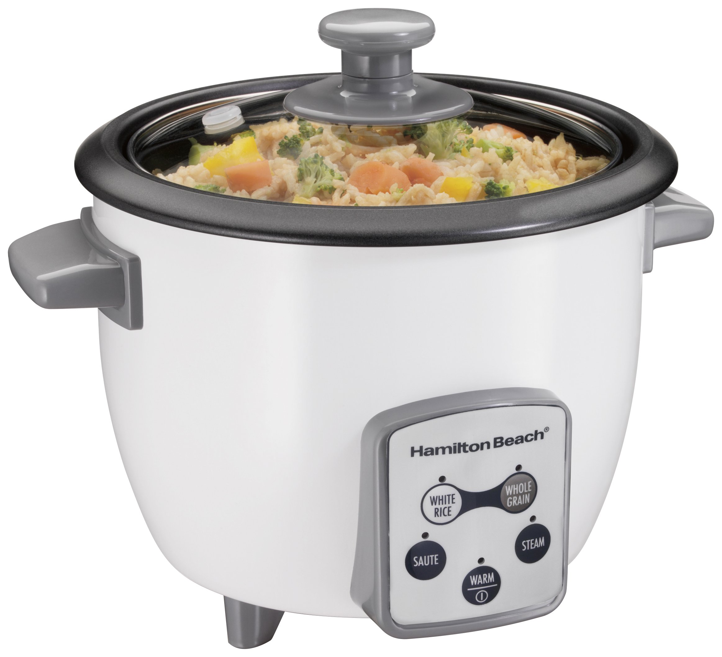 Hamilton Beach Digital Rice Cooker (37506)