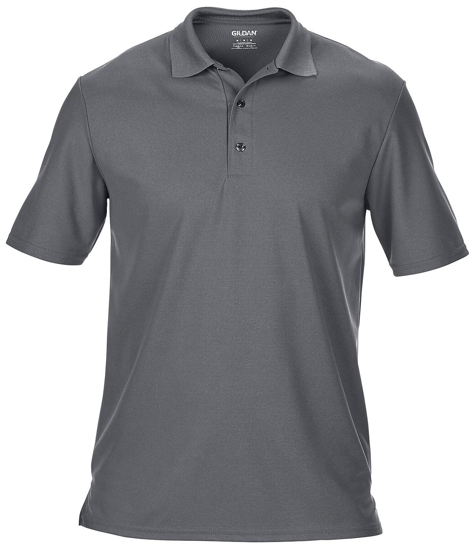 Gildan Performance Double piqu/é Sports Shirt