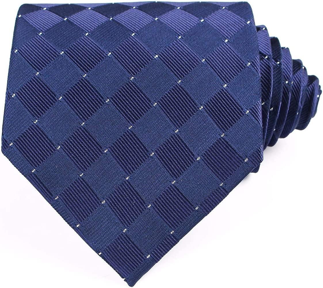 LXJ Tie Vestido de corbata de los hombres profesionales de corbata ...