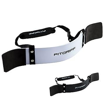 Cinturón aislador de bíceps de Fitgriff–Aislador