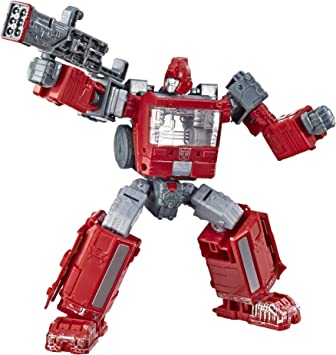 Transformers Ironhide Generations Siege War for Cybertron WFC Action Figure