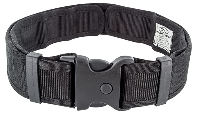 Image Unavailable. Image not available for. Colour  Military Black Quick  Release Belt e9fe2274a32