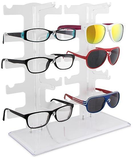 Sunglasses Display Rack Occhiali da Sole Espositore Glasses Holder Tray Vassoio di Occhiali Jy67DpXeII
