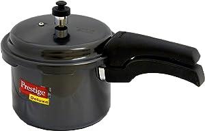 Prestige PRHA3 Pressure Cooker, 3-Litre, Black