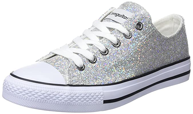 Amazon.com | Conguitos Baby Girls IV128330 (Toddler/Little Kid/Big Kid) Silver 30 M EU | Shoes