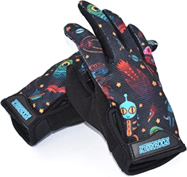 AODEW Bike Gloves for Toddler /& Little KidsBalance and Pedal Bicycles Gloves For Ages 5-10 Years Old Boys /& Girls