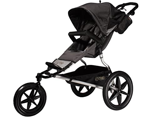 Mountain Buggy MB2-T121 - Silla de paseo, color gris