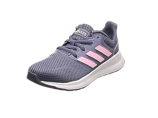adidas Runfalcon K, Zapatillas de Running para Niñas
