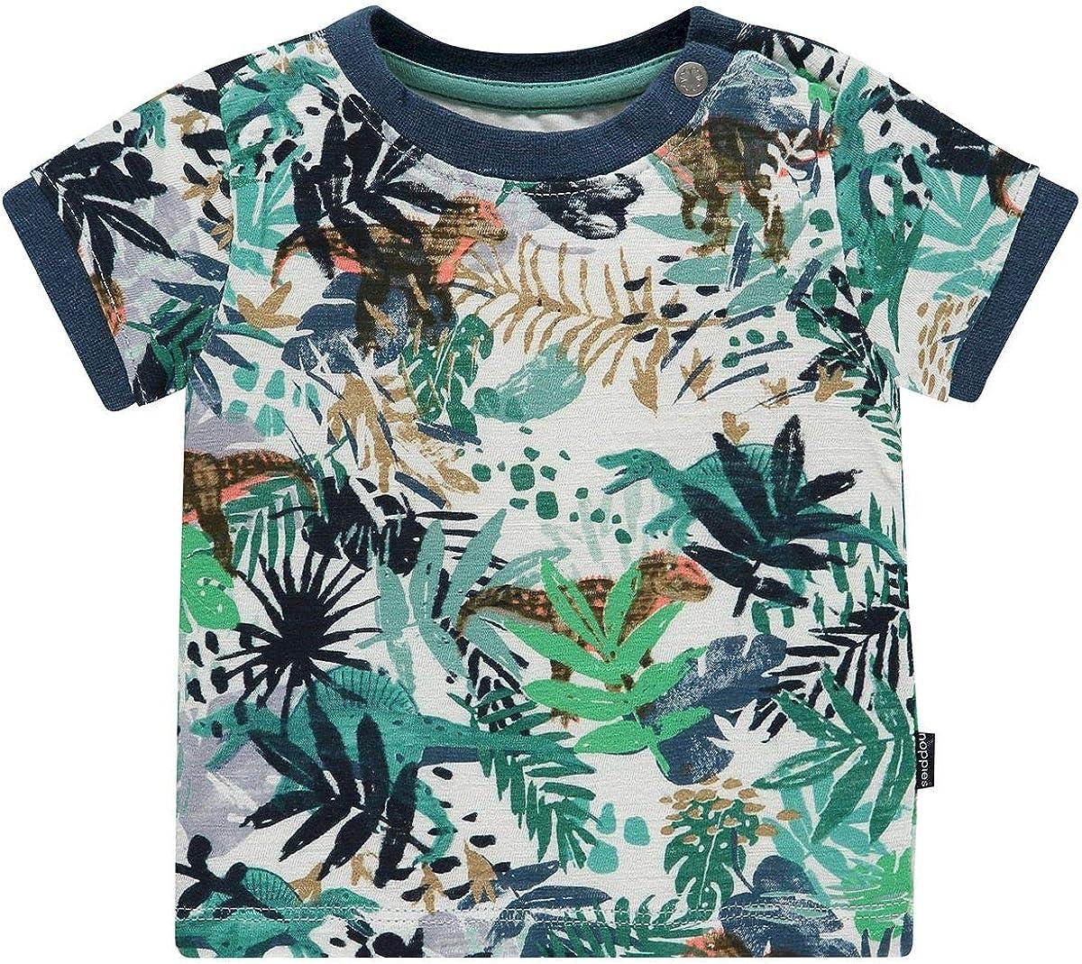 Noppies B Regular T-Shirt SS Athens AOP B/éb/é gar/çon
